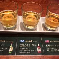IRISH PUB CELTS-「CELTS 3種飲み比べ」630円