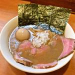 麺屋 清水 - 料理写真:特製魚介らーめん ¥900