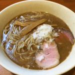 麺屋 清水 - 魚介らーめん ¥720