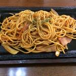 茶夢茶夢 - 料理写真:イタリアンスパゲティー