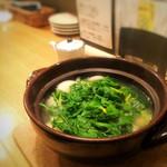和ビストロ 菜 - 季節の魚介鍋