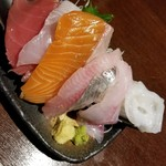 海さくら - 円山盛り 390円