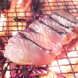 【岡山料理の定番】元祖!鰆の塩タタキ