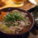 丑寅 - 豚の柚子胡椒鍋