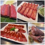 9914514 - どのお肉も すべて柔らかいので いつもよりたくさん食べちゃいます