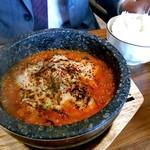 コッテジ - 石焼チーズタッカルビランチ