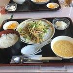 麻婆菜館 - Bランチ740円です。