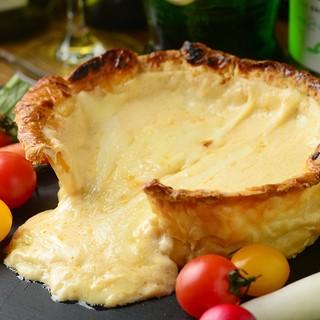C.P.A公認チーズプロフェッショナルによる厳選チーズ料理♪