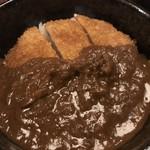 政家 - ミニタレかつカレー丼