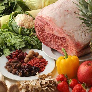 食の安全安心を目指した厳選素材