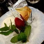 99149936 - 自家製チーズケーキ