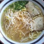 スミちゃんラーメン - チキン南蛮丼セット ラーメン