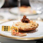 洋食 つばき - 越前蟹のグラタン