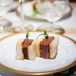 洋食 つばき - 近江牛シャトーブリアンのカツサンド