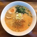ラーメン専科 - 料理写真:アジアン担々麺