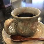 ブウロ珈琲店 - コーヒーは、ブラジル・モカ・グァテマラ等のブレンドで、スッキリした酸味が美味しいコーヒーです!(2018.12.27)