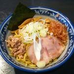 兎に角 - 料理写真:油そば(780円)