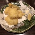 穴子家 NORESORE - 穴子の天ぷら(追加注文)
