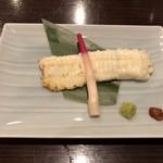 穴子家 NORESORE - 焼き物 穴子の白焼き