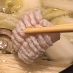 穴子家 NORESORE - 穴子のしゃぶしゃぶ鍋