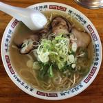 長浜ラーメン タローちゃん - 料理写真:もやしラーメン(普通麺)550円