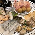焼肉ばんばん - 海鮮セット