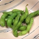 焼肉ばんばん - 枝豆