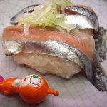 天下寿司 - いわし