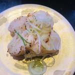 回し寿司 活 - 焙り帆立