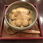 喫茶・甘味処 茶庵 - 料理写真:白玉きなこ