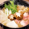 村さ来 - 料理写真:鶏塩ちゃんこ鍋
