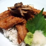 9917724 - 秋刀魚蒲焼丼