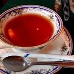 RESTAURANT La Primavera - セットの紅茶