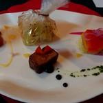RESTAURANT La Primavera - 前菜