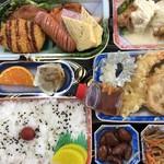 旬川料理 なかむら - 料理写真:豪華なお弁当