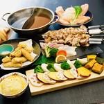 出汁鍋&海鮮の店 門戸 - 食べ放題以外にもお得なコースは1,980円から!