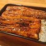 志んぼ - 料理写真:うな重