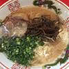 博多ラーメン ガツン - 料理写真:ガツンラーメン¥530。替玉ひとつまで無料。