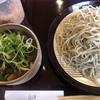 一の字 - 料理写真:京都九条葱と焼き葱の鴨汁そば 大盛り