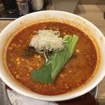 ヌードルダイニング 道麺 - 激辛坦々麺