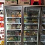 スパイシーフードネットワーク - 冷凍食品コーナー