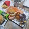 マクドナルド - 料理写真:■夜マック・ビックマック、グラコロチーズフォンデュ、グラコロポテト■♪