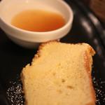 ii-ma - シフォン&ほうじ茶プリン