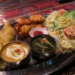 インド・ネパール料理 KUMARI - 料理写真:レディーススペシャルセット