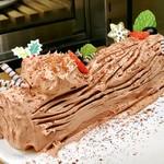 サロンドスイーツ - プレミアムロールケーキ