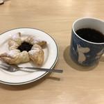 キエロティエ - コーヒーとパイ