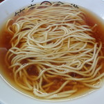 ラーメン専科 竹末食堂 - 麺