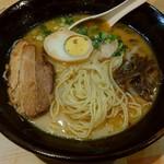 ムツゴロウ - 細麺。