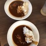 Gottie's BEEF - 牛スジカレー