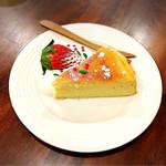 ピコスプーン - チーズケーキ